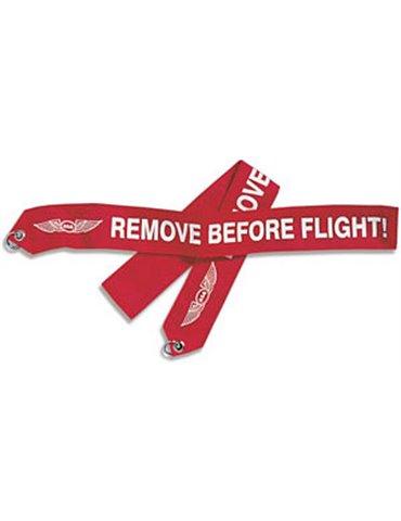 """Nastro """" Remove Before Flight! """""""