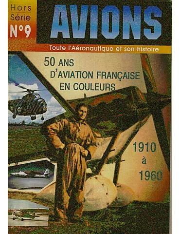No. 9.  50 Ans d'Aviation Francaise en Couleurs