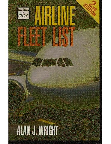 ABC. AIRLINE FLEET LIST