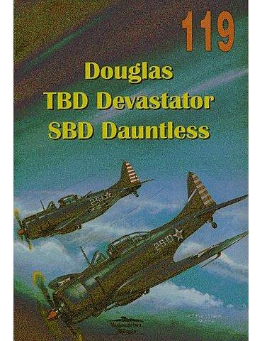 119. Douglas TBD Devastator – SBD Dauntless