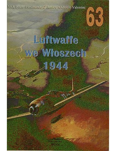 063. Luftwaffe we Wloszech, 1944