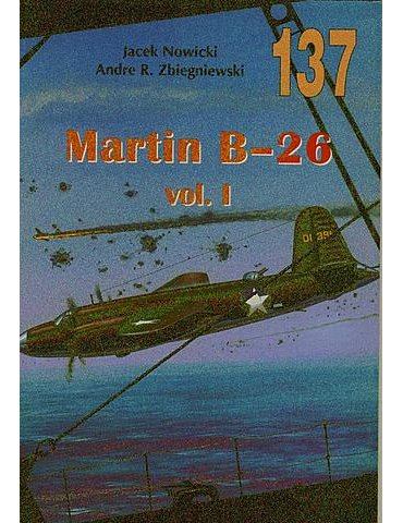 137. Martin B-26 – Vol. 1