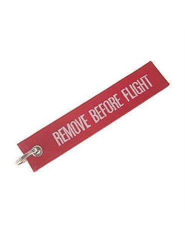 Portachiavi in Tessuto REMOVE BEFORE FLIGHT