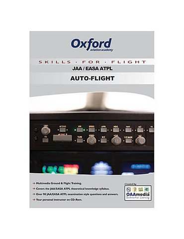 CD Oxford Aviation JAA/EASA ATPL Auto-Flight CBT