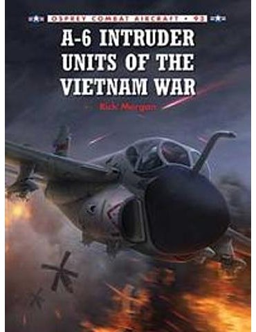 093. A-6 Intruder Units of the Vietnam War  (R. Morgan)