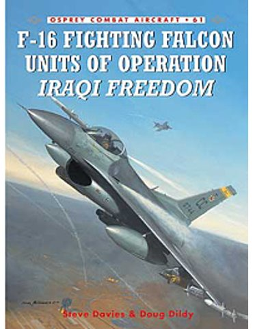 061. F-16 Fighting Falcon Units of Operation Iraqi Freedom