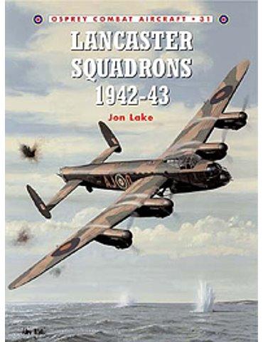 031. Lancaster Squadrons 1942-43  (J. Lake)