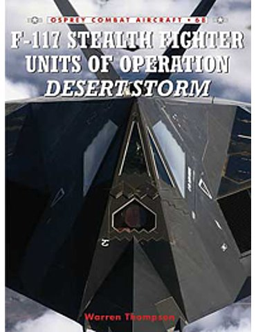068. F-117 Stealth Fighter Units of Operation Desert Storm