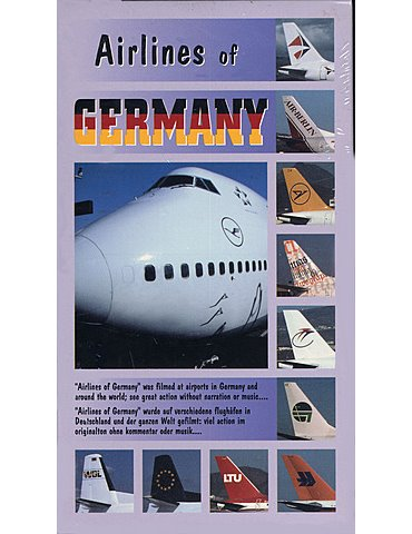 Videocassetta Airlines of Germany