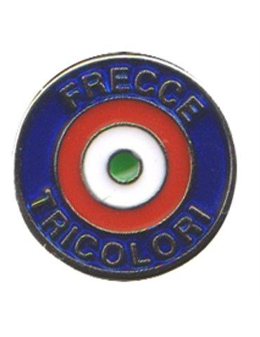 Pins FRECCE TRICOLORI TONDO