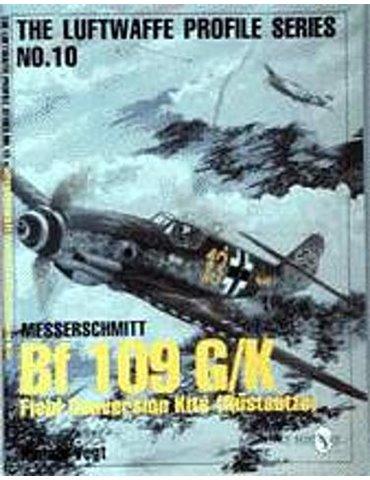 Luftwaffe Profile - Vol. 10 - Messerschmitt Bf-109 G-K (H. Vogt)