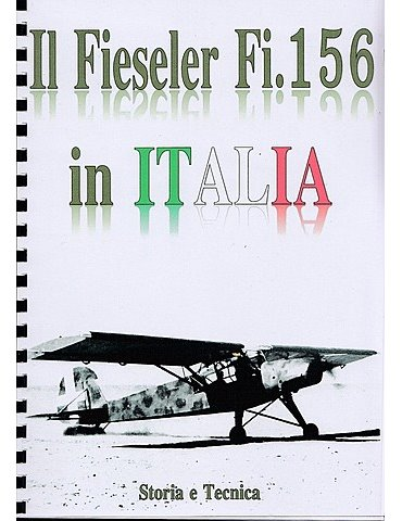 Il Fieseler Fi.156 in Italia