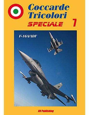 COCCARDE TRICOLORI SPECIALE 7 - F-16A/B ADF