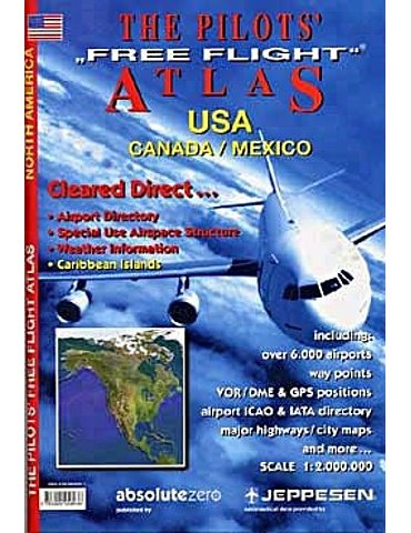 Atlas (USA, South-Canada/Mexico and Caribic)