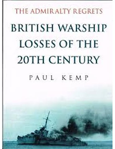 British warship losses of the 20th century
