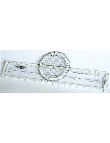 Plotter con Goniometro Rotante