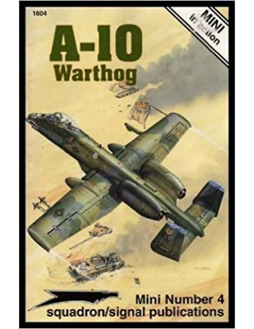 Mini in Acton - N. 4 - A-10 Warthog
