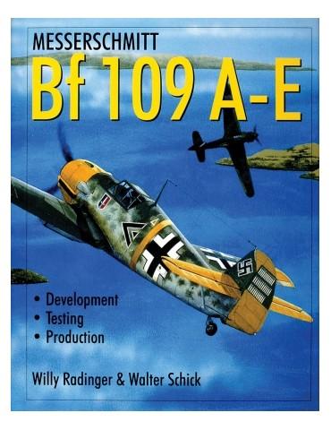 Messerschmitt Bf 109 A-E.