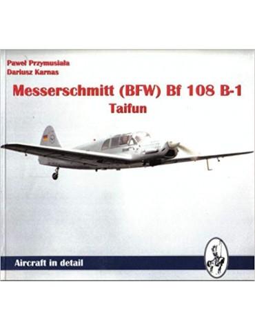 Messerschmitt (bfw) Bf-108 B-1 Taifun