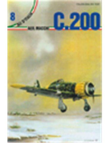 Ali D'Italia - Vol. 08 - Macchi Mc-200