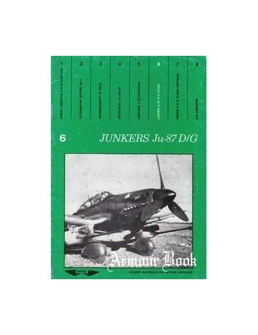 Junkers Ju 87 D/G STUKA
