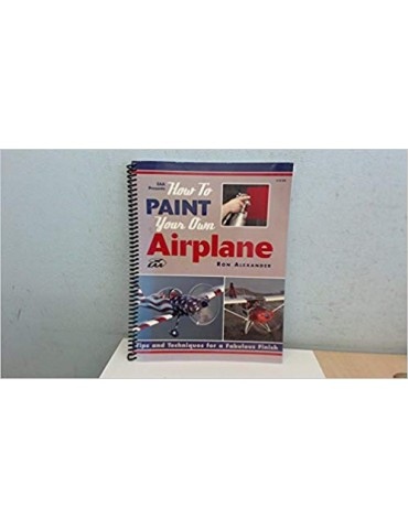 How to Paint Your Own Airplane
