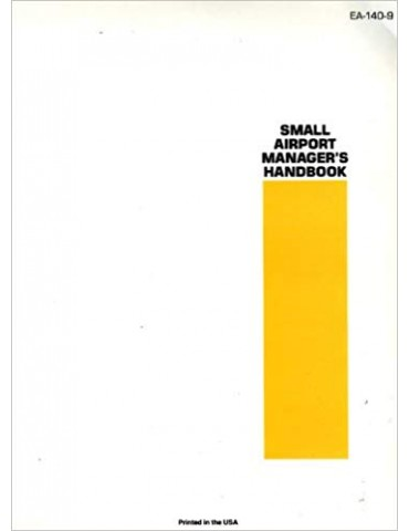 Small Airport Manager's Handbook