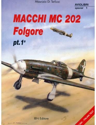 Monografie I.b.n. Special - Vol. 01 - Macchi Mc...