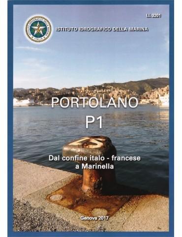 PORTOLANO P1 Dal confine italo-francese a...