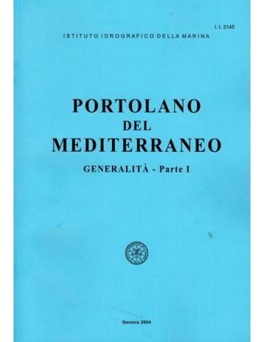Portolano del Mediterraneo PARTE. 1