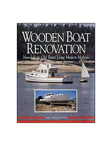 Wooden Boat Renovation: New Life for Old Boats...