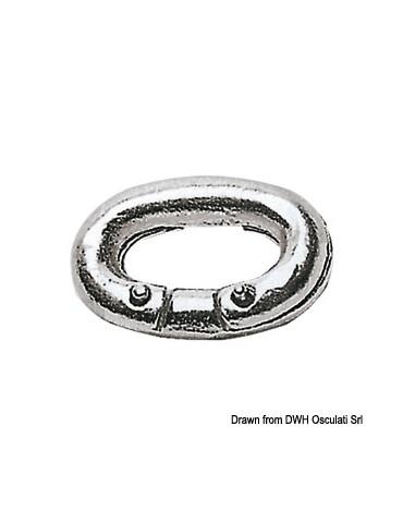 False maglie in acciaio zincato