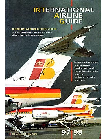 International Airline Guide - Edizione 1997-98