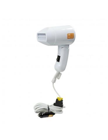 Hot-Air, phon asciugacapelli e sbrinatore 12V,...