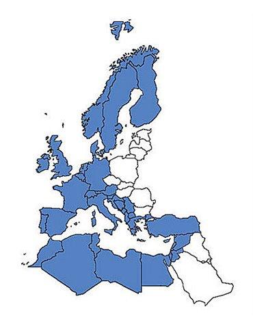 JeppView - Europa Mediterraneo - ERMJV