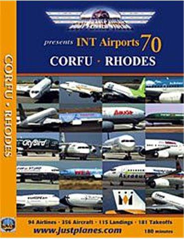 DVD - Corfu & Rhodos