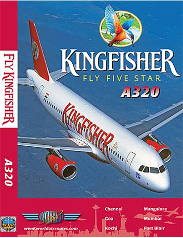Kingfisher - A320