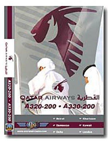 Qatar Airways A320-200  A330-200