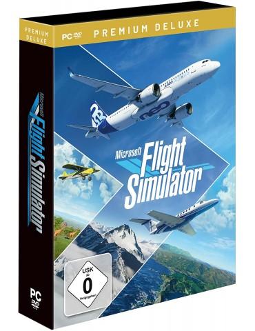 Microsoft Flight Simulator Premium Deluxe Ed. PC