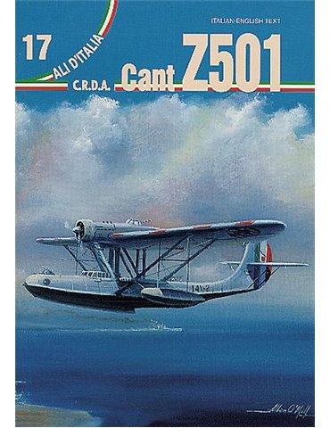 Ali D'Italia - Vol. 17 - C.R.D.A. Cant Z501