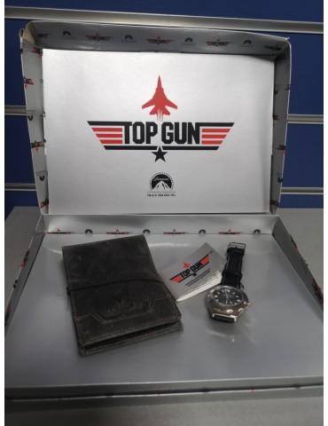 Orologio Top Gun Nero Package