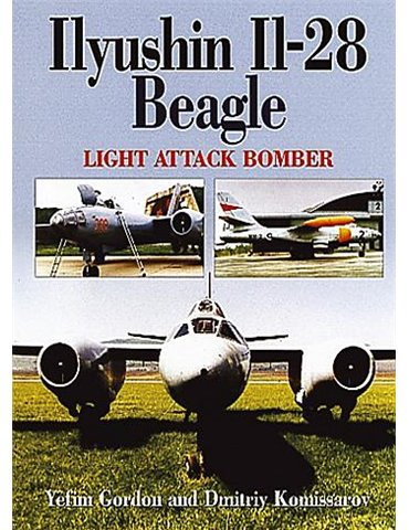 Ilyushin IL-28 Beagle (Gordon - Kommisarov)