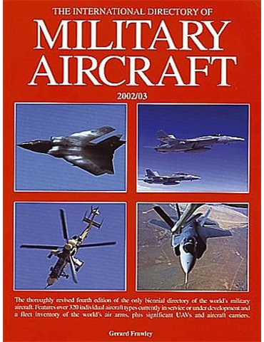 International Directory of Military Aircraft 2002-2003