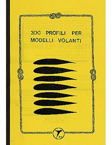 300 profili per modelli volanti