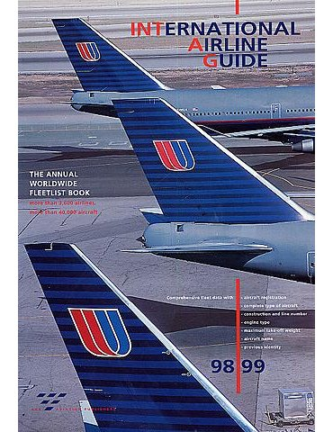International Airline Guide - Edizione 1998-99