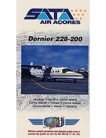 SATA Air Açores Dornier 228-200