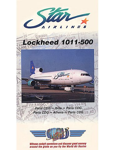 Star Airlines Lockheed 1011-500