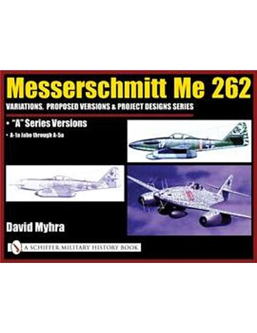 Messerschmitt Me 262 - The A version