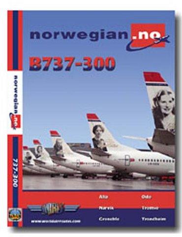 Norwegian B737-300